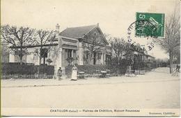 CHATILLON  Plateau De Chatillon Maison ROUSSEAU (restaurant) - Châtillon