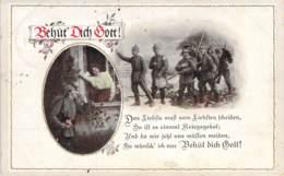 Behüt Dich Gott Feldpost 1916 - Paare