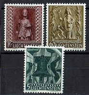 Liechtenstein 1959 // Mi. 386/388 ** (030..447) - Liechtenstein