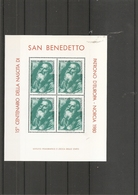 Italie - San Benedetto ( BF Privé XXX -MNh- De 1980) - 6. 1946-.. República