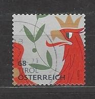 Österreich - Mi-Nr. 3309 Freimarken: Heraldik Tirol Gestempelt (3) - 1945-.... 2. Republik