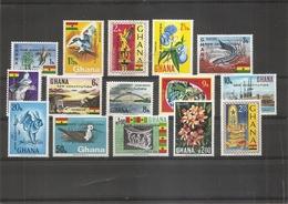 Ghana ( 344/358 XXX -MNH) - Ghana (1957-...)