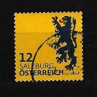 Österreich - Mi-Nr. 3405 Freimarken: Heraldik Salzburg Gestempelt (1) - 1945-.... 2. Republik