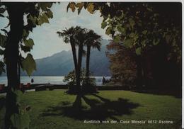 Ausblick Von Der Casa Moscia - Ascona - TI Tessin