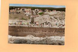 Carte Postale - LACANAU OCEAN - D33 - Affluence à La Plage - Vue Aérienne - France