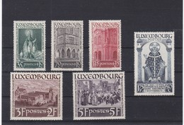 L 171 - Luxembourg (Luxemburg) - Prifix N° 309 à 314 Neufs Sans Charnière (ungebraucht) ** - Ungebraucht