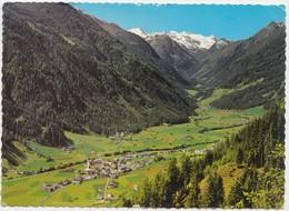 Neustift 1000 M, Stubaital, Tirol, Austria, 1972 Used Postcard [22107] - Neustift Im Stubaital