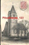 """28 Eure Et Loir - ABONDANT Environs De DREUX - """" L'Eglise """" - Autres Communes"""