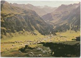 Lech Mit Oberlech, Oberlech, Arlberg, Austria, 1971 Used Postcard [22108] - Lech
