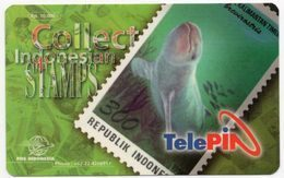 L1- INDONESIA INDONESIEN -DKI Jakarta Telepin Collect Stamps-Expiry 06-99 - Mint - Indonesia