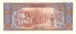 LAOS P. 31a 500 K 1988 UNC (2 Billets) - Laos