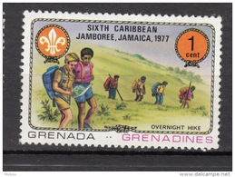 Grenade, Grenada, Escalade, Hiking, Scout, Scoutisme, Jamboree - Escalada