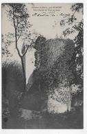 CHATEAU DE BOISY PRES ROANNE EN 1908 - TOUR CARREE ET TOUR EN RUINE - CPA NON VOYAGEE - Autres Communes