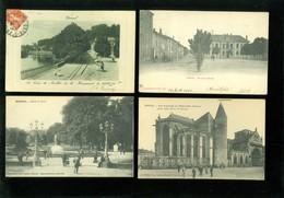 Beau Lot De 50 Cartes Postales De France Vosges Epinal + Vittel          Mooi Lot Van 50 Postkaarten Van Frankrijk (88) - Ansichtskarten