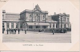 LEUVEN LOUVAIN LA GARE - Leuven