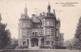 Bonsecours Avenue De Bonsecours Vers Peruwelz Chateau De M Duez - Andere