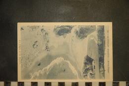 CP, 29, LE POULDU - KEROU PLAGES - LES PLAGES ET  LES ROCHERS - Le Pouldu