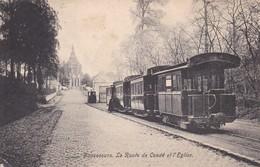 Bonsecours La Route De Conde Et L Eglise - Other