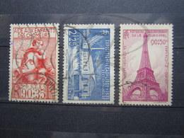 VEND TIMBRES DE FRANCE N° 428 - 430 !!! (a) - France