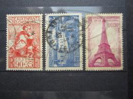 VEND TIMBRES DE FRANCE N° 428 - 430 !!! (b) - France