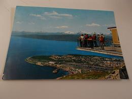 B700  Narvik Norvegia Viaggiata - Norvegia
