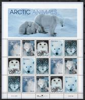 US 1999 Sheet Arctic Wildlife Animals Scott # 3288-3292,VF-XF MNH** - Other