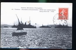TOULON ESCADE - Warships