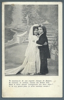 CPA - COUPLE D'ENFANTS - NOCES - Marriages