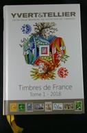 Catalogue 2018 Yvert Et Tellier 2018 -Timbres De France Tome1 - Autres