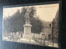 35  Plelan Monument Aux Morts - Other Municipalities