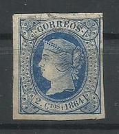 ESPAÑA EDIFIL 63 - 1850-68 Royaume: Isabelle II