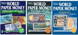 3 Complète Catalogues De Billets Du Monde 1368-2018 DVD - Livres & Logiciels