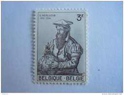 België Belgium 1962 Gerard Mercator Yv COB 1213 MNH ** - Belgien