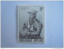 België Belgium 1962 Gerard Mercator Yv COB 1213 MNH ** - Belgium