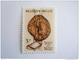 België Belgium 1961 Dag Van De Postzegel Zegel Journée Du Timbre Sceau Yv COB 1175 MNH ** - Neufs