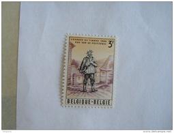 België Belgique 1966 Dag Van De Postzegel Postbode Journée Du Timbre Facteur COB YV 1367 MNH ** - Belgien
