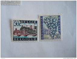 België Belgique 1965 Toerisme Tourisme Hoei Hoeilaart Druiven Raisins COB YV 1352-1353 MNH ** - Belgien