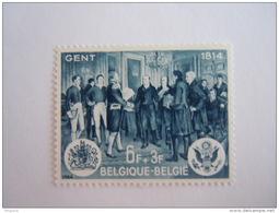 België Belgique 1964 Tableau De Forestier Paix Entre USA Et Grande-Bretagne Yv Cob 1286 MNH ** - Belgien