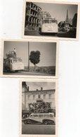 REIS  BUSEN   CHARLES  VAN RIET    WAFERGEM  ASSCHE    _  9 OP 6.50 CM - Photos