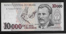 Brésil - 10000 Cruzeiros - Pick N° 233 - NEUF - Brazil