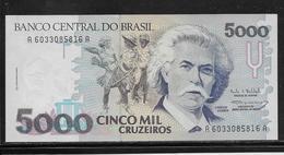 Brésil - 5000 Cruzeiros - Pick N° 232 - NEUF - Brazil