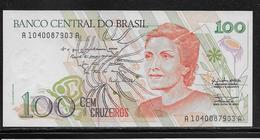 Brésil - 100 Cruzeiros - Pick N° 220 - NEUF - Brésil