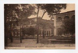 - CPA BRAZZAVILLE (Congo) - L'Hôpital Colonial - Cliché R. L. - - Brazzaville
