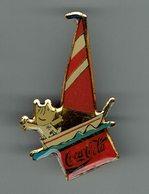 Pin JJOO Barcelona 92 Coca Cola Cobi Sailing -Vela - Giochi Olimpici