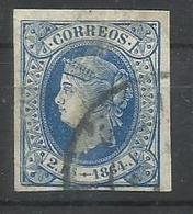 ESPAÑA EDIFIL  68 - 1850-68 Königreich: Isabella II.