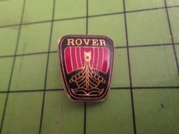 716c Pin's Pins / Beau Et Rare / THEME AUTOMOBILE : LOGO DE LA MARQUE ROVER DRAKKAR VIKING - Badges