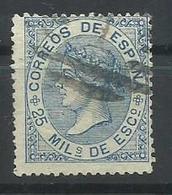 ESPAÑA EDIFIL  97 - 1850-68 Royaume: Isabelle II
