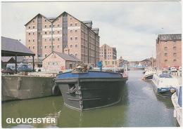 Gloucester: LEYLAND DAF 400 - National Waterways Museum - BOAT - (England) - Toerisme