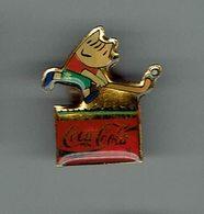 Pin JJOO Barcelona 92 Coca Cola Cobi Hockey Grass - Giochi Olimpici