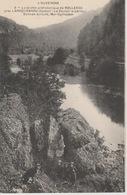 18/11/117. - LA GROTTE  PRÉHISTORIQUE  DE  ROLLEROC ,près  LAROQUEBROU (15 )  COULOIR SUPÉRIEUR - Francia